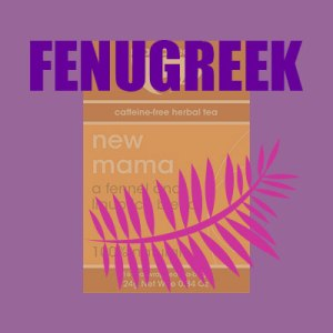 fenugreek breastfeeding tea UK mama tea